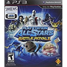 PS3: PLAYSTATION ALL-STARS: BATTLE ROYALE (BOX)